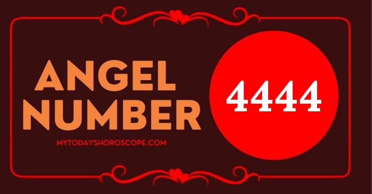 Angel Number 444 - Meaning and Symbolism