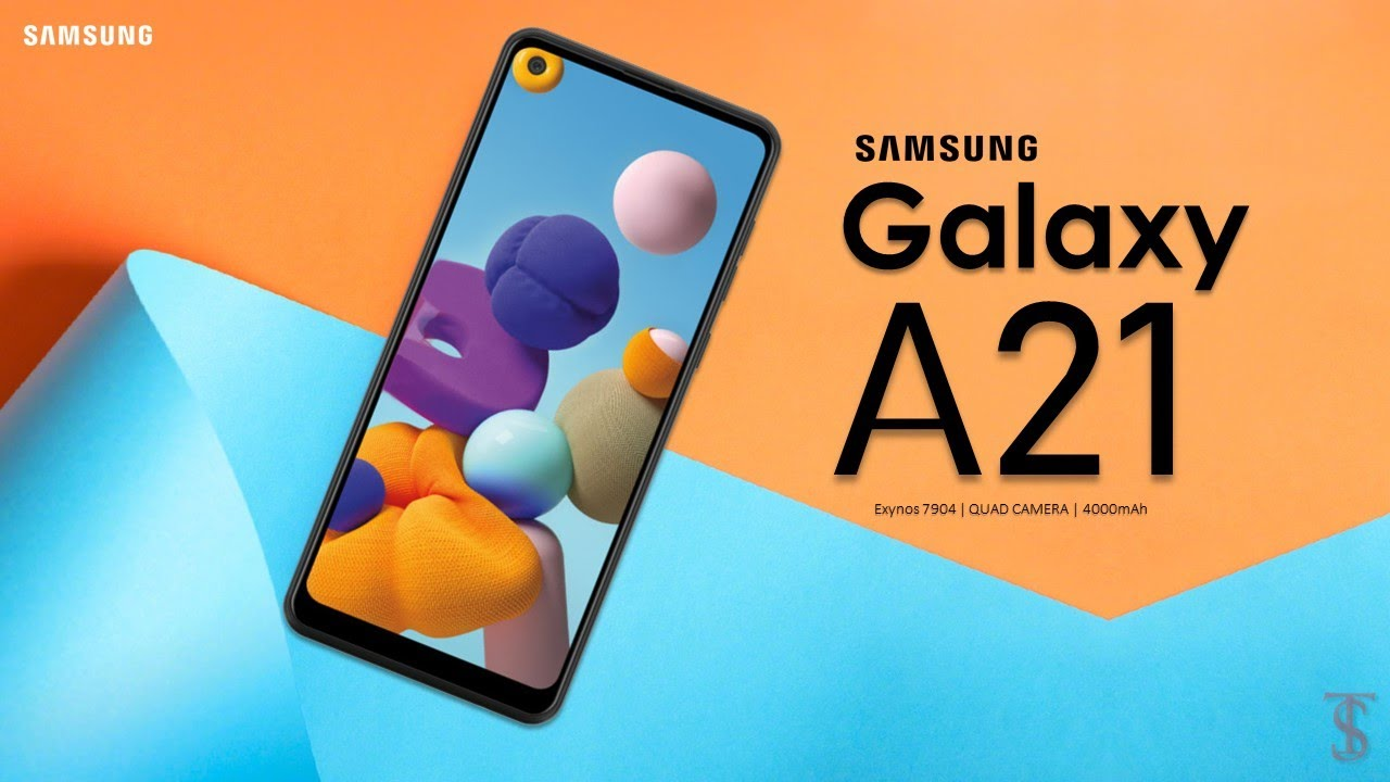 Samsung Galaxy A21s With 5,000mAh Battery, Quad Cameras Launched