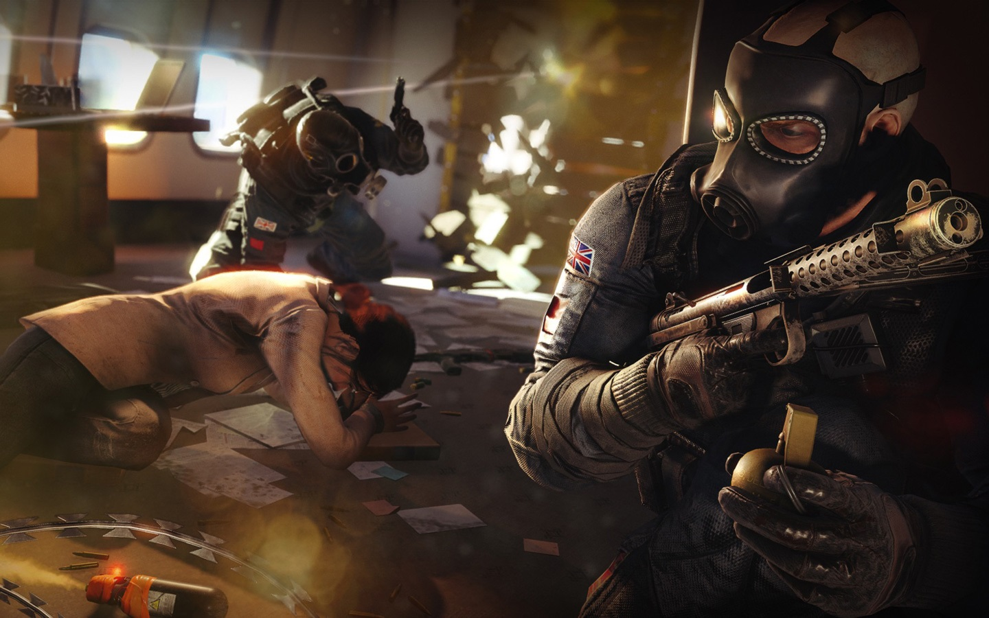What is Rainbow six siege boosting service?