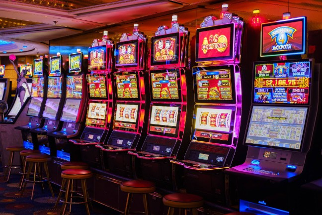 Nine Causes Casino Is A Waste Of Time