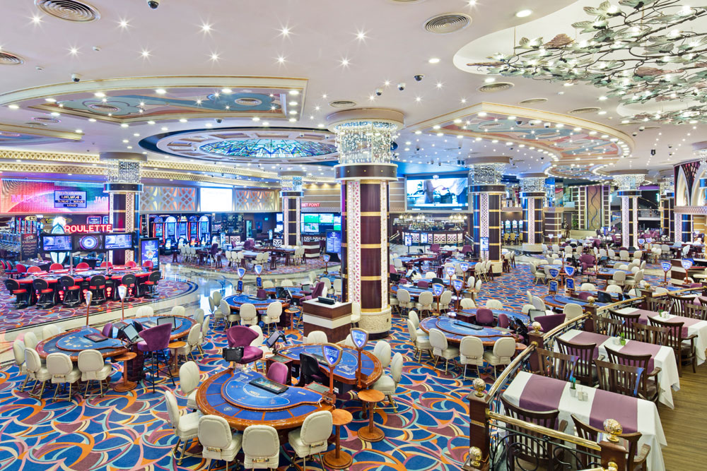 Ways To Prevent Casino Exhaustion