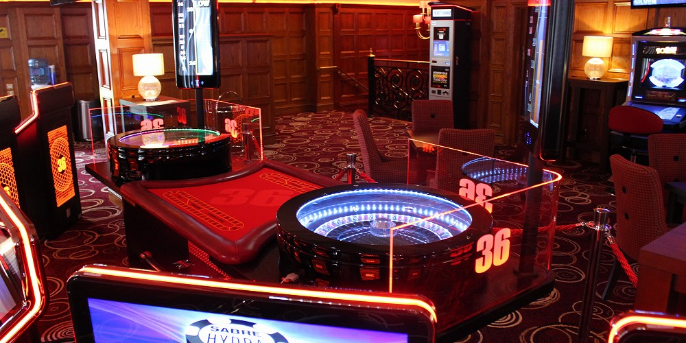 Casino Like A Pro With The Help Of those 5 Suggestions