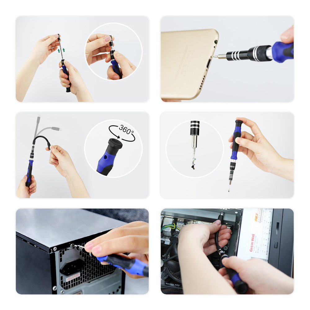 Best Method To Take The Migraine Out Of Ideal Magnetic Screwdriver Sets
