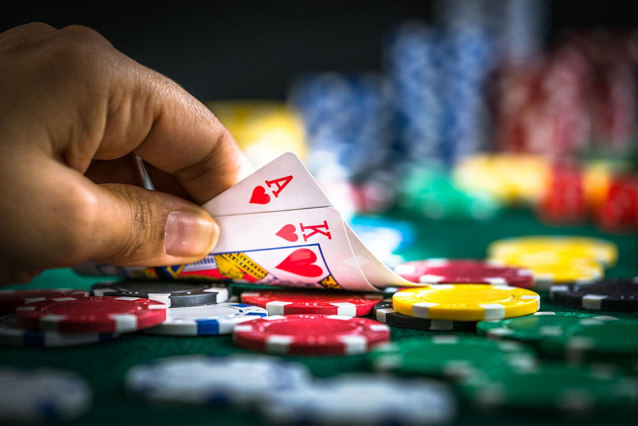 On The Spot Solutions To Gambling In Step-by-step Element