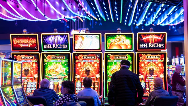 Unadvertised Particulars Into Casino That Most People Do Not Find Out About