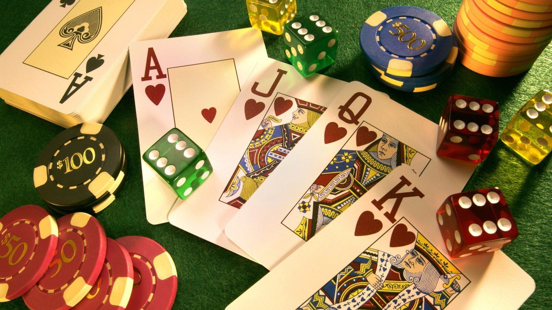 Online Gambling minutes A Day To Develop Your enterprise