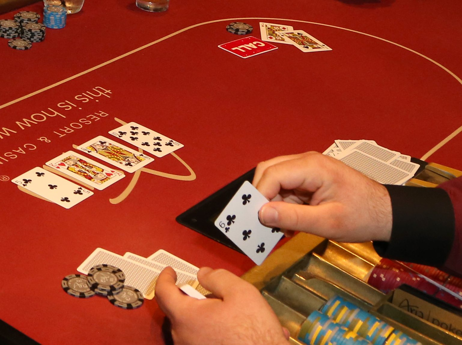 Five Simple Details About Gambling Explained