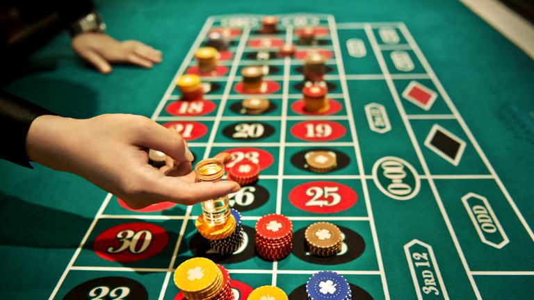 One Word Online Casino Application